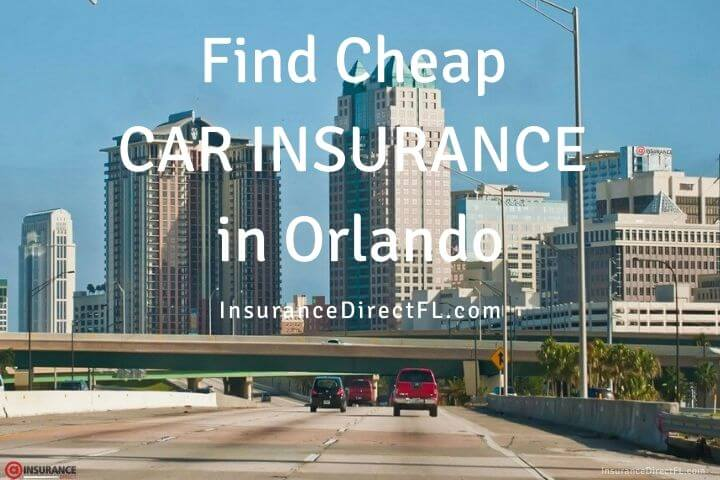 Orlando Auto Insurance. Find Cheap Car Insurance in Orlando, Florida.